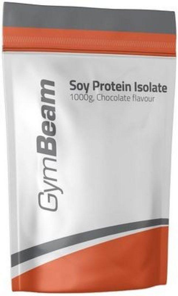 Obrázek v recenzi GymBeam Protein Soy Isolate 1000 g