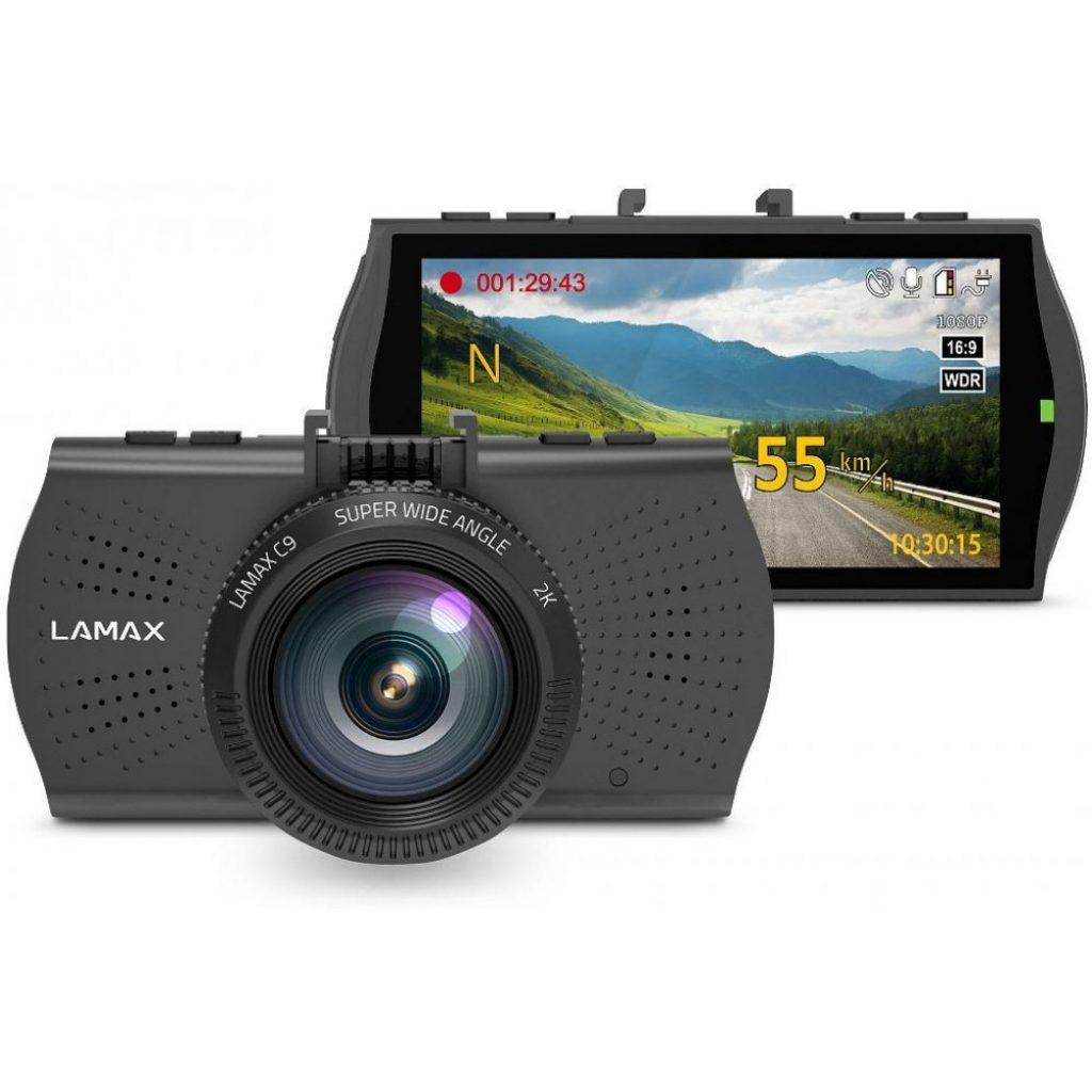 Obrázek k recenzi produktu LAMAX C9 GPS