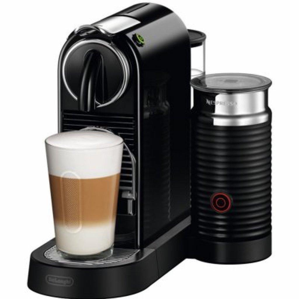 Obrázek k recenzi produktu Nespresso De'Longhi Citiz&milk EN267.BAE