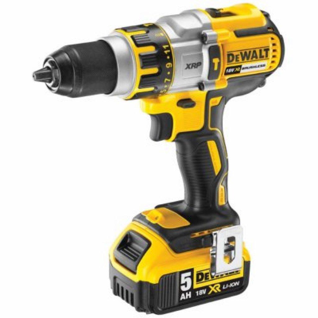 Obrázek zobrazuje produkt DeWALT DCD996P2